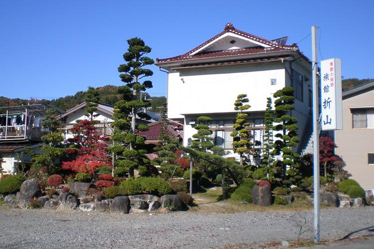 旅館 折山(阿南町)