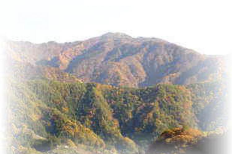 熊伏山(くまぶしやま)(天龍村)