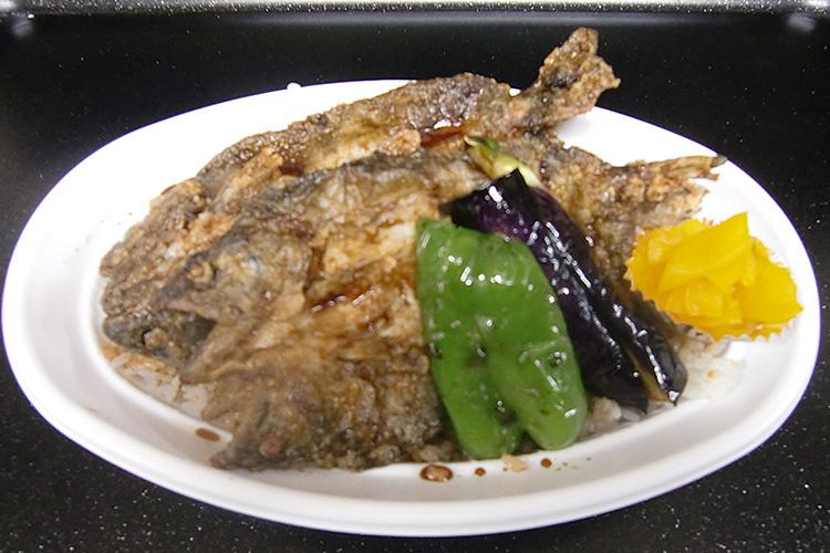 レストラン龍泉(天龍村)