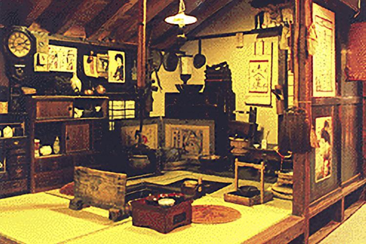 歴史民俗資料館(阿南町)