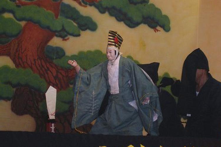 早稲田人形芝居(阿南町)