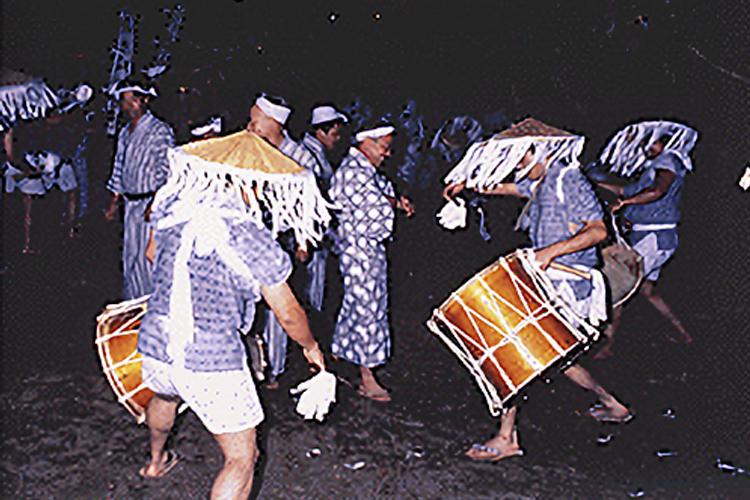 和合の念仏踊り(阿南町)